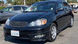2008 Toyota Corolla S