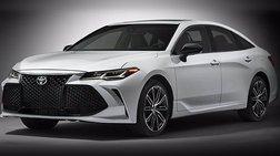 2021 Toyota Avalon XLE