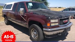 1998 GMC Sierra 2500 Base