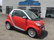 2013 Smart Fortwo passion cabriolet electric