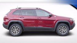 2020 Jeep Cherokee Trailhawk Elite