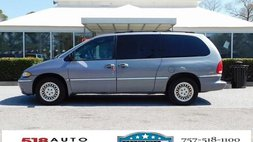 1997 Chrysler Town and Country LXi