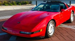 1991 Chevrolet Corvette Base