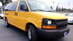 2010 Chevrolet Express LS 1500