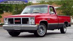 1986 GMC C/K 1500 Series C1500