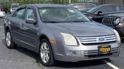 2006 Ford Fusion V6 SEL