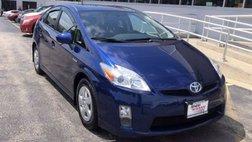 2010 Toyota Prius Three