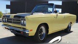 1969 Plymouth Convertible