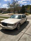 1995 Lincoln Town Car Cartier