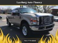 2008 Ford F-250 Lariat SuperCab Long Bed 4WD