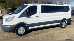 2016 Ford Transit Passenger 350 Wagon Low Roof XLT 60/40 Pass. 148-in. WB