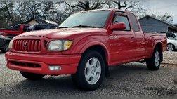 2001 Toyota Tacoma S-Runner V6