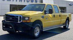 2001 Ford Super Duty F-350 XL