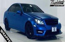 2013 Mercedes-Benz C-Class C 300 Luxury 4MATIC