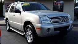 2005 Mercury Mountaineer Premier