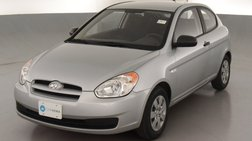 2011 Hyundai Accent GS Hatchback 2D