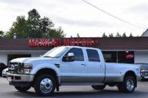 2008 Ford F-450 Super Duty King Ranch