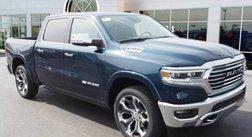 2021 Ram Ram Pickup 1500 Laramie Longhorn