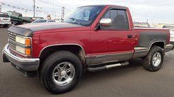 1991 Chevrolet C/K 1500 K1500 Silverado