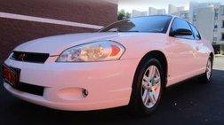 2006 Chevrolet Monte Carlo LT