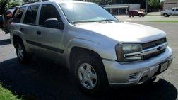 2005 Chevrolet TrailBlazer 4dr 4WD LS