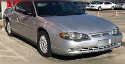 2000 Chevrolet Monte Carlo LS