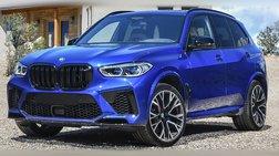2021 BMW X5 M Base