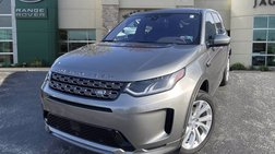 2020 Land Rover Discovery Sport P290 HSE R-Dynamic MHEV