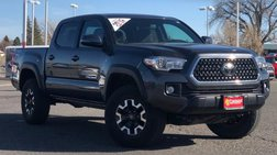 2019 Toyota Tacoma TRD Off Road Double Cab 5' Bed