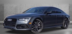 2017 Audi RS 7 quattro performance Prestige