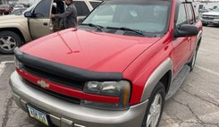 2002 Chevrolet TrailBlazer LTZ