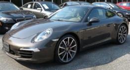 2013 Porsche 911 S