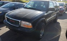2001 GMC Jimmy SLT