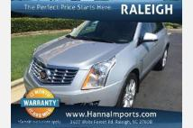 2014 Cadillac SRX Performance Collection