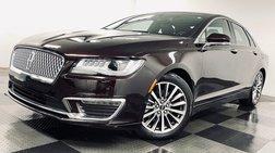 2020 Lincoln MKZ Standard