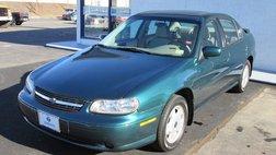 2001 Chevrolet Malibu LS