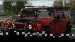 1996 AM General Hummer Wagon AWD 4dr SUV
