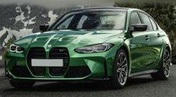 2022 BMW M3 Base