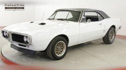 1967 Pontiac Firebird 400 V8 AUTO SNOWFLAKE WHEELS PB
