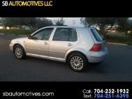 2003 Volkswagen Golf GLS