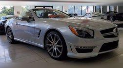 2016 Mercedes-Benz SL-Class AMG SL 63