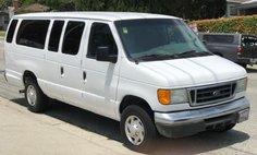 2007 Ford Econoline Wagon E-350 Super Duty XL