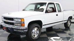 1994 Chevrolet C/K 1500 K1500 Silverado
