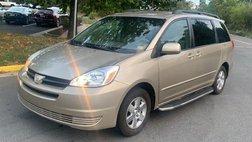 2004 Toyota Sienna CE Minivan 4D