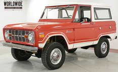 1974 Ford Bronco EXTENSIVE RESTORED UNCUT 351 V8 PS PB 4X4