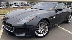 2018 Jaguar F-TYPE 296HP