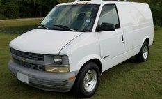 1996 Chevrolet Astro Cargo Van Base