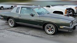 1984 Pontiac Grand Prix LE