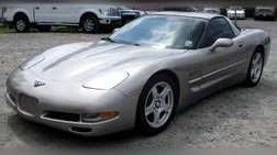 1998 Chevrolet Corvette Base