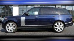 2016 Land Rover Range Rover Autobiography LWB